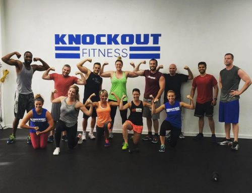 Knockout Fitness 'No Quit November' Weekend