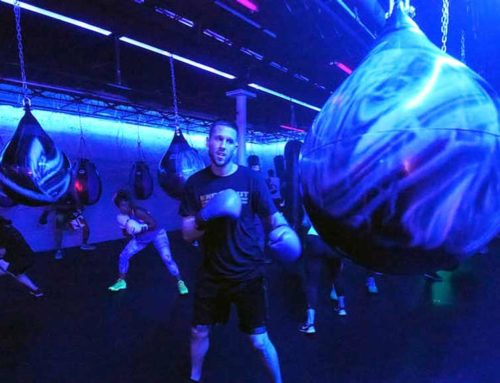At Knockout Fitness' Fight Club Classes, Workouts Pack a Punch
