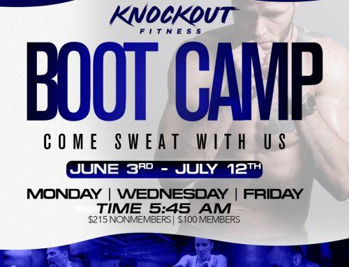 Boot Camp – Round 2!