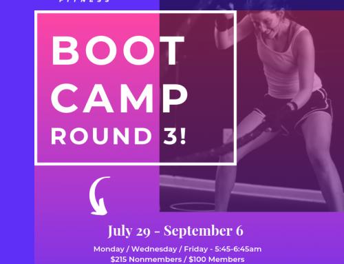 Boot Camp – Round 3